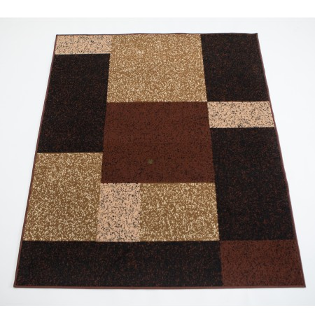 Kilimas BCF Beige collection Modern Rectangles 80x150