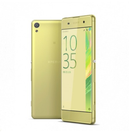 Sony F5121 Xperia X 32GB lime gold