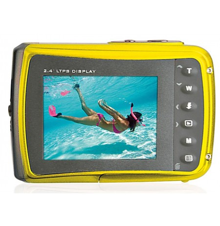 Easypix AquaPix W1024-Y Splash yellow 10014