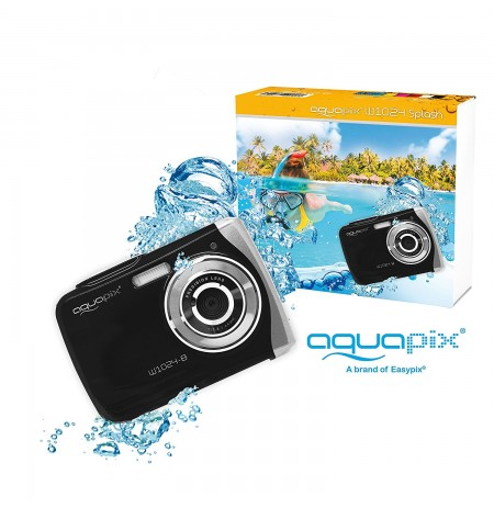 Easypix AquaPix W1024-B Splash black 10017