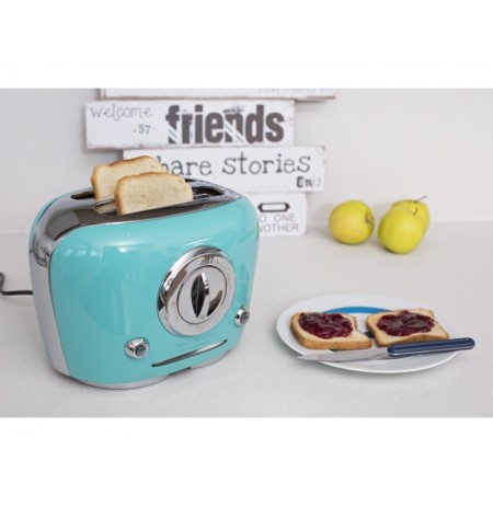 ViceVersa Tix Pop-Up Toaster turquoise 50053