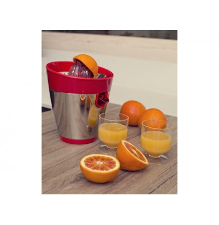 ViceVersa Tix Citrus Juicer red 16633