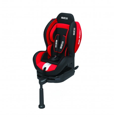Sparco F500I red Isofix (F500IRD) 9-25 Kg