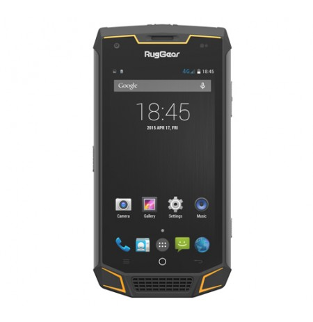 RugGear RG740 Dual black and yellow