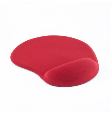 Sbox Gel Mouse Pad MP-01R red