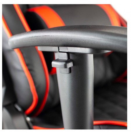 White Shark Gaming Chair Pro Racer Y-2621 black/red