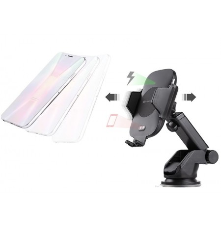 Tracer Car Mount With 10W Wireless Charger Automatic 46329