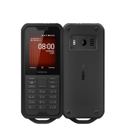 Nokia 800 Tough Dual black