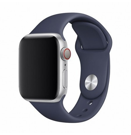 Devia Deluxe Series Sport Band (44mm) for Apple Watch midnight blue