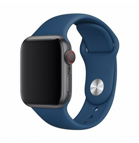 Devia Deluxe Series Sport Band (40mm) for Apple Watch blue horizon