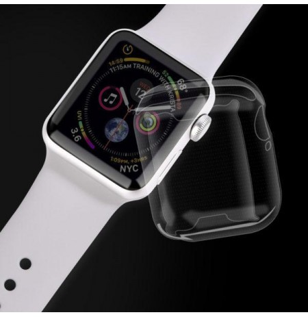 Devia Ice clear series case (44mm) for Apple Watch crystal clea