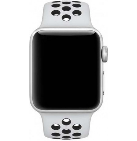 Devia Deluxe Series Sport2 Band (40mm) Apple Watch white