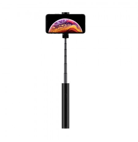 Devia Magic flute selfie-stick (bluetooth) black