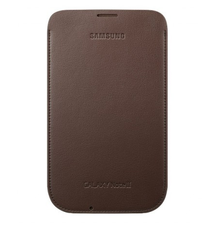 Samsung Pouch EFC-1J9L brown for Note 2