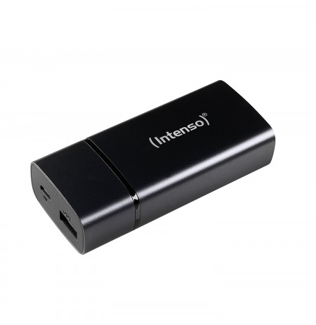 Intenso PM5200 metal finish black 7323520 (5200mAh)