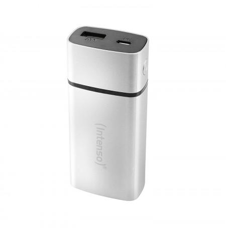 Intenso PM5200 metal finish silver 7323521 (5200mAh)