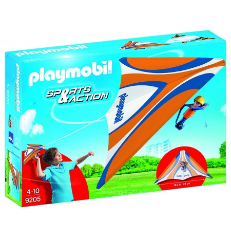 Playmobil 9205 Outdoor Action Hang Glider