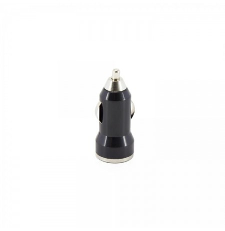 Sbox Dual USB Car Charger CC-221B blackberry black