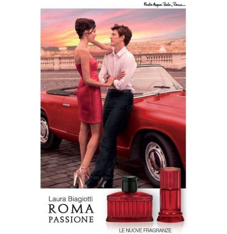 Laura Biagiotti Roma Passione (EDT,Men,TESTER,125ml)