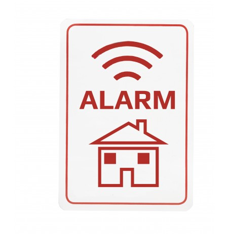 Denver ASA-10 (Warning labels - 3 pcs. for attaching to windows and doors)