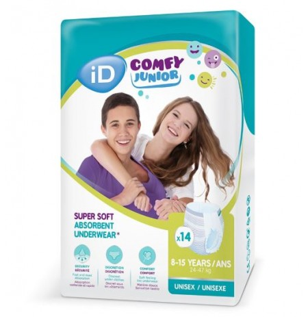 ID Comfy Junior Pants (8-15years)