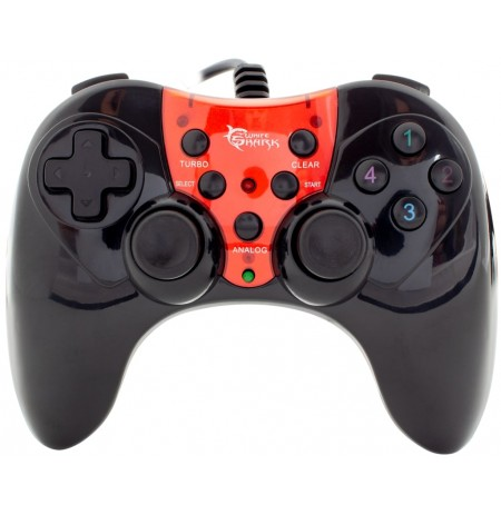 White Shark Gamepad GP-2028 Red dragon