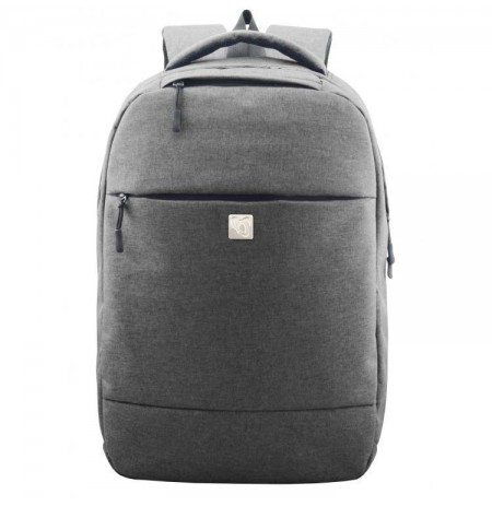 """Sbox Notebook Backpack Vancouver 17,3"""" NSS-19054 grey"""