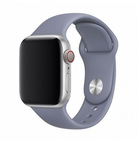 Devia Deluxe Series Sport Band (44mm) for Apple Watch lavender gray