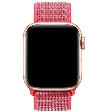 Devia Deluxe Series Sport3 Band (40mm) Apple Watch hibiscus