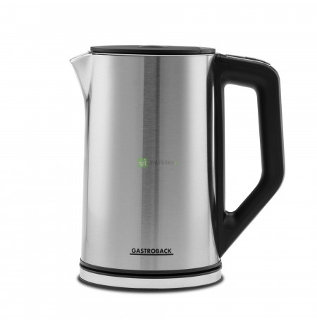Gastroback Design Water Kettle Cool Touch 42436