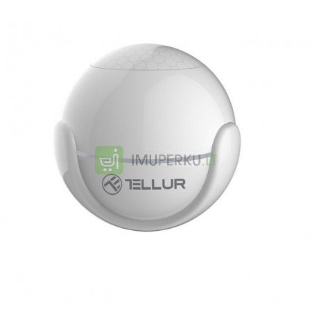 Tellur WiFi Motion Sensor, PIR white