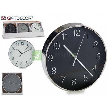 Small round watch, colors 3 times assorted