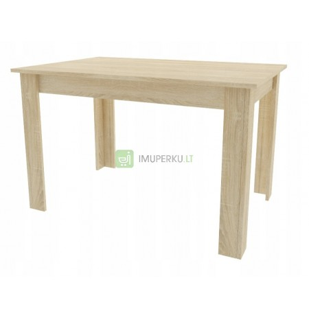 Kitchen table Sonoma Wenge white table 3 COLORS