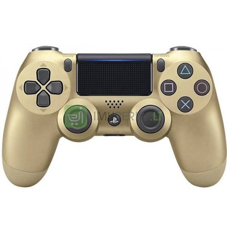 Sony Dualshock4 V2 Wireless Controller gold