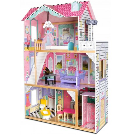 Doll's apartment with elevator, Ojoj ale beautiful 6210
