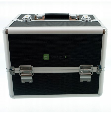 Cosmetic box, suitcase for a lamp of cosmetics