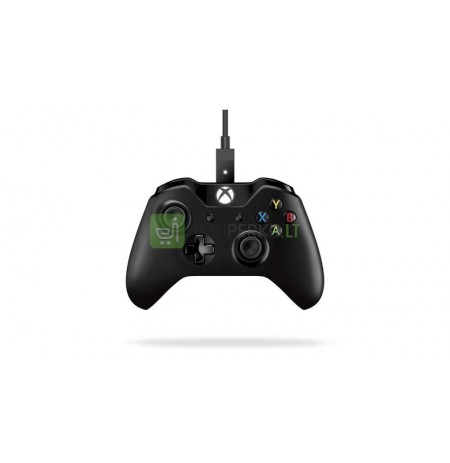 Microsoft XBOX ONE Wireless Controller black + Cable for Windows