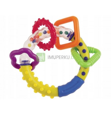 Canpol Educational Rattle Colorful Balls 2/450