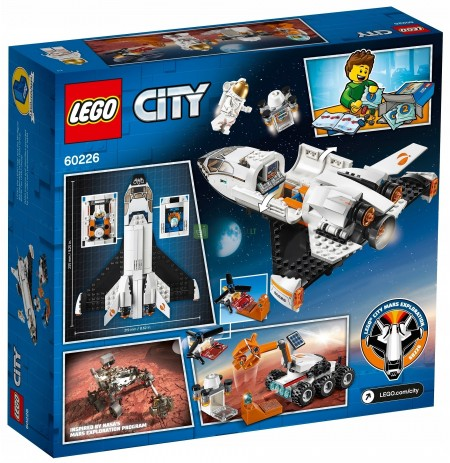 LEGO CITY Mars Research Expedition 60226
