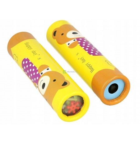 KALEIDOSCOPE COLORED EDUCATIONAL TOY FOR CHILDREN