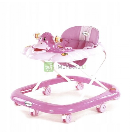 INTERACTIVE WALKER FOR CHILDREN DUCK 3 COLORS