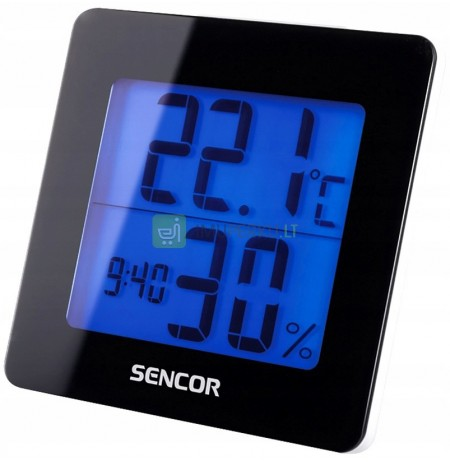 ROOM THERMOMETER WITH HYGROMETER HUMIDITY METER