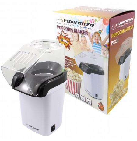 MACHINE AUTOMATIC FOR MAKING POPCORN WITHOUT FAT