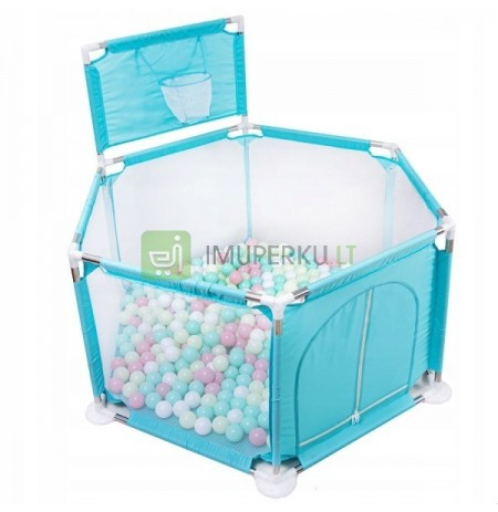 Playpen for children, dry pool, playground, basket 200