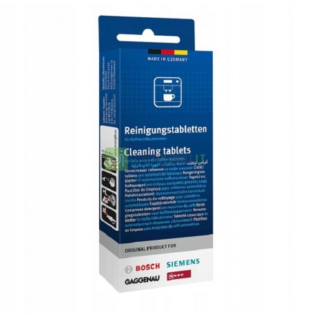 Cleaning tablets Bosch Siemens - 10 pcs.