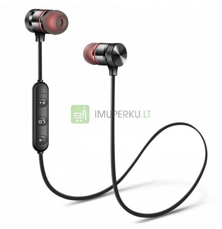BLUETOOTH WIRELESS IN-EAR SPORTS HEADPHONES
