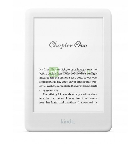 Amazon Kindle 10 Touch white + FREE 23%