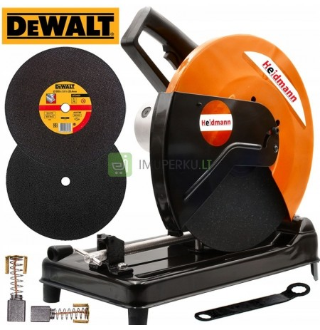 METAL CUTTER MITER SAW 2950W + DEWALT