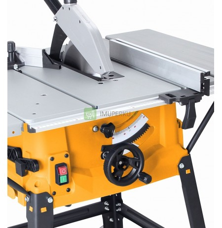 THE STRONGEST COUNTRY TABLE SAW SAW 6