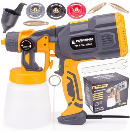PAINTING UNIT ELECTRIC GUN FOR PAINTING